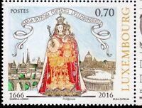 Joint Issue Lussemburgo Emiss. Congiunta Con Vaticano - 1 Val. Maria Vergine -  - ebay.it