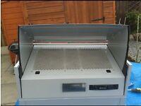 hotpoint htn41 intergrated cooker hood