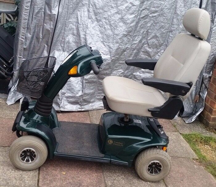 Mobility Scooter Craftmatic Comfort Coach 4 in Good Cond only £345