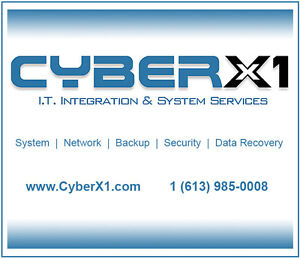 CYBERX1 - I.T. SYSTEM SERVICES & SUPPORT