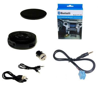 Ipod Pin-anschluss (INTERFACE Bluetooth SD USB MP3 FSE CD Telefon für Smart 450 Radio 8Pin Anschluss)