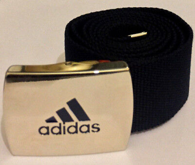 ADIDAS TEAM GB ISSUE TRAINING FOR RIO 2016 OLYMPICS ATHLETE SPORTS BELT UNISEX