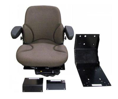 Air Suspension Seat John Deere Tractor 4430 4440 4450 4455 4555 4560 4630 4640