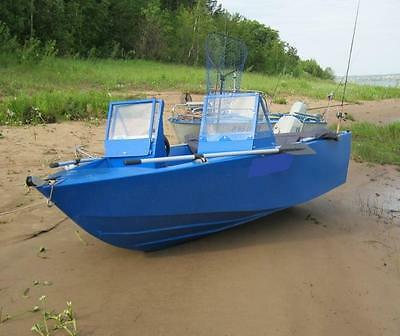 Boat Plans, How To Build A Fishing Boat
