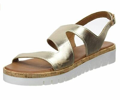 Inuovo Womens Ankle-Strap Sandals - UK Size 6 (EU 39)