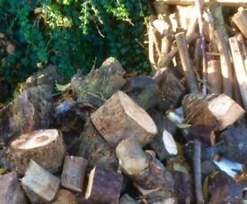 Seasoned fire wood for sale. Hard wood and apple.
