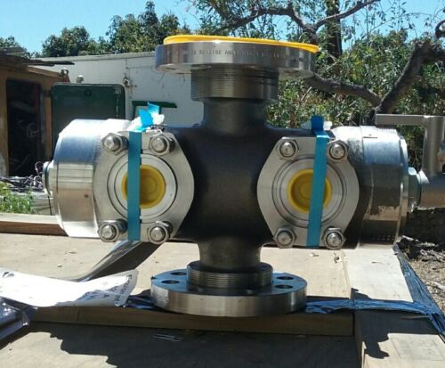 "Ball valve 2""  Parker Hannifin stainless steel"