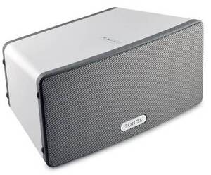 New SONOS PLAY:3 - White Wireless Speaker for Streaming Music Macquarie Park Ryde Area Preview