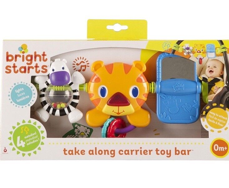 Car Seat Toy Bar