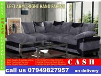 NEW STYLE OFFER 65% OFF 3+2 SEATER DEENO CORNER FABRIC SUITE SOFA IN DIFFERENT COLOR AVAILABLE