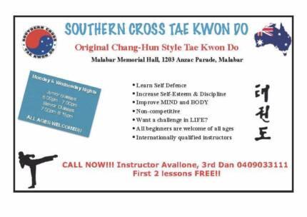 Learn Traditional Chang-Hun Taekwondo
