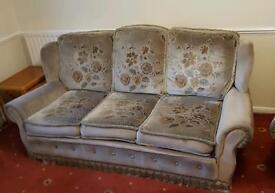 Sofas 3 + 1 + 1