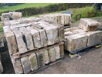 Reclaimed Bath Stone Ashlar