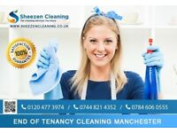 Tenancy cleaning, Regular/Domestic cleaning, Carpet cleaning in Manchester, Salford, Deansgate