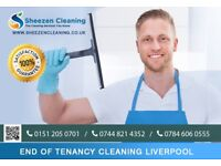 Cleaning Service in Liverpool and Birkenhead