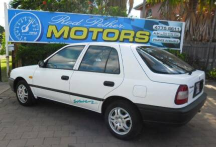 Nissan Pulsar Hatchback ( Automatic ) Mysterton Townsville City Preview