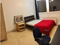 Single Rent 10 mins walk to Silver Street station N18