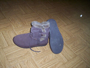 womens 7 leather uppers Skechers winter boots and Keen shoes etc