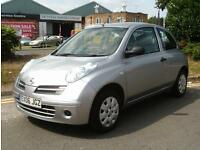 Nissan Micra 1.2 16v S 3dr£4,000 NO FINANCE PROPOSAL REFUSED 2006