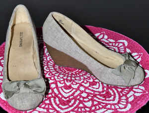 ANY 3 PAIRS FOR $25; Women's shoe sizes 5 to 7.5 (AD 4/4)