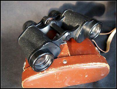 Carl Zeiss Jena Deltrintem Binoculars 8x30