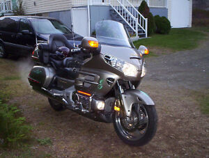 2002 1800 cc Honda Goldwing for sale