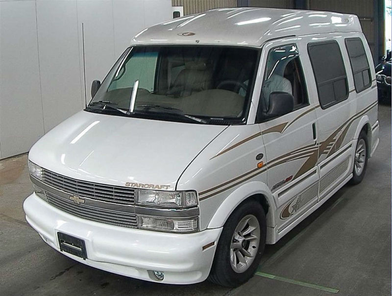 c16555d254c1a5 FRESH IMPORT 53 PLATE CHEVROLET ASTRO STARCRAFT DAY VAN GMC SAFARI LHD V6  VORTEX