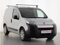 2012 Fiat Fiorino 1.3 16V Multijet Van Start Stop Diesel silver Manual