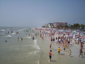 Enjoy a Week on Fort Myers Beach, Florida!