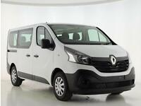 2016 Renault Trafic SL27 ENERGY dCi 125 Business 9 Seater EURO 6 Diesel white Ma