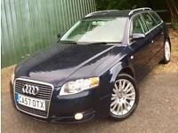 2008 Audi A4 Avant 2.0TDI 140**SE 7Speed Auto Estate**10Stamps,Cambelt Done,Mint