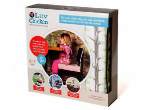LUV CHICKEN BOOSTER CUSHION for kids/ banc d'appoint