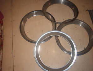 """14"""" Trim Rings,Good condition $6.00  can deliver"""