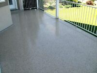 100% Water Proof Deck Coating 20 Year Warenty