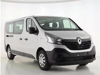 2016 Renault Trafic LL29 ENERGY dCi 125 Business 9 Seater Diesel silver Manual