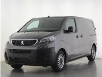 2017 Peugeot Expert 1000 1.6 BlueHDi 95 Professional Van Diesel grey Manual