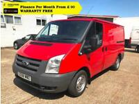 2009 Ford Transit 2.2 260S Low Roof Panel Van,1 OWNER, FSH (280 300 SWB