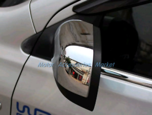 Chrome view Mirror Cover Trim for Nissan Versa and Micra $30
