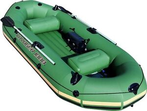 Hydro-Force Voyager  inflatable boat