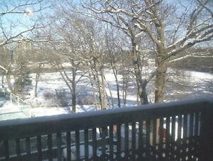 (Banook Lake Area) 3 Bedroom, Balcony, Heat & Hot Water