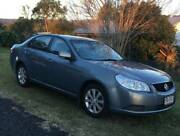 2010 Holden Epica Sedan 6 Cyl Auto Beaudesert Ipswich South Preview