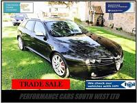 Alfa Romeo 159 Sportwagon 2.0 JTDM 16v TI 5dr £4,795 2 KEYS,FSH,170BHP,NEW MOT!