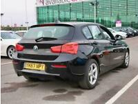 2017 BMW 1 116I SE NAV 5DR Petrol Manual
