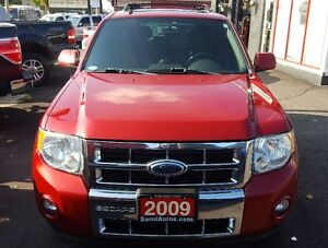2009 Ford Escape Limited SUV, Crossover 2 YRS WAR Cambridge Kitchener Area image 2