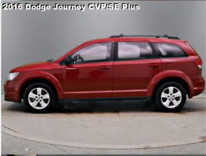 Selling 2016 Dodge Journey SUV - Price Reduced