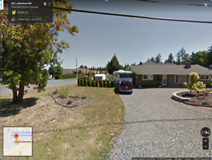 RV Pad Rental on private property in between Parksville&Qualicum