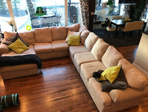 Free Extra Large Sectional