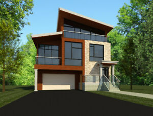 Building Permit / Architectural Drawings / Legal Basement