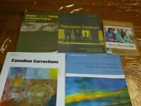2nd Year Corrections Books for NSCC