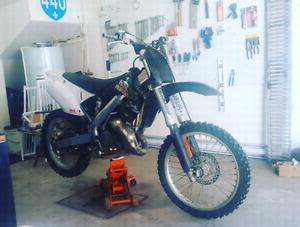 Honda cr 125 2000